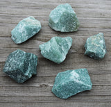 raw aventurine crystal