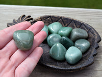 AVENTURINE Indian Jade, Lucky Talisman of Prosperity, Wealth, Leadership, Success
