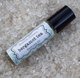 BERGAMOT TEA Perfume Oil - Light Refreshing Bergamot & Tea Leaf Scented Perfume