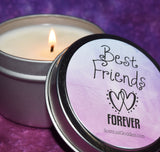 Best Friends Forever Candle