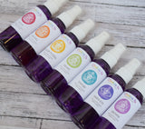 Heart Chakra Spray - Self-love, Relationships & Forgiveness - Lime, Rose & Jasmine Scent with Aventurine Crystals