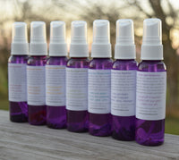 Third Eye Chakra Spray - Intuitive Messages & Inspiration - Soothing Mystical Blend with Iolite Crystals