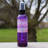 ENCHANTED CRYSTAL MIST - Gemstone Elixir - Enchanting Scented Pillow, Room & Body Spray