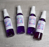 Enlightened Soul Sprays Set - Sacred Smudge, Sweet Dreams, Many Blessings & Sacred Space