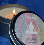Focus YogiLights Yoga Candle