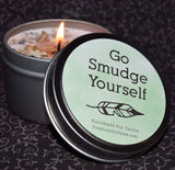 Go Smudge Yourself Candle