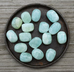 "GREEN CALCITE ""Witch's Stone"" Transforms The Energy in Any Room for Magical Work - Great Altar Tool"