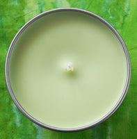 Anahata Heart Chakra Candle - Open Your Heart Center, Let Go of Regret & Increase Self Love