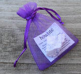 HOWLITE Raw Natural Crystal Chunk - Peace & Calming - White Buffalo Stone