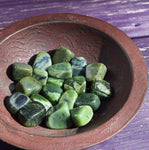 Jade Nephrite Healing Stone - Protection From Illness and Speedy Recovery - Fidelity Stone for Love