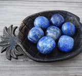 LAPIS LAZULI Stone - Third Eye Chakra, Intuition, Opening Up to Your Psychic Gifts