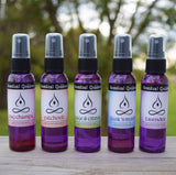 PATCHOULI Meditation Mist - Spray Incense - Create a Zen Space with Deep Earthy Retro Patchouly