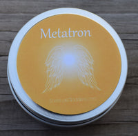 Archangel Metatron Candle - Call Upon Metatron for Clearing Old Energy & Strength