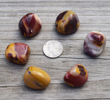 MOOKAITE Make It Happen Stone - Stimulate Root & Solar Plexus for More Energy & Confidence