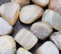 MOONSTONE Goddess Stone Attune to Lunar Moon Cycles For Magical Work
