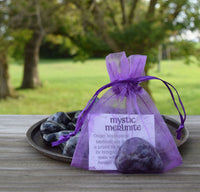 MYSTIC MERLINITE Indigo Gabbro Stone - Prized Crystal of Mystics & Healers