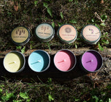 Native Spirit Candles Set of 4