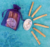 Palo Santo Incense Kit