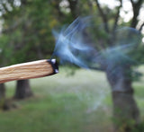 PALO SANTO INCENSE KIT 6 Natural Holy Wood Smudge to Bring in Good Vibes Positive Energy