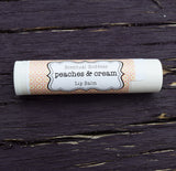 PEACHES 'N CREAM Lip Balm