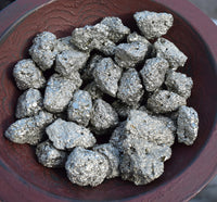 PYRITE Nugget Raw Crystal - Fool's Gold Nugget, Luck, Positive Outlook & Abundance