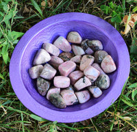 RHODONITE Stone of Self Love, Self Acceptance, Forgiveness, Heal Relationships