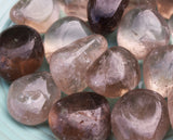 SMOKY QUARTZ Grounding Stone - Protect From Negativity Stimulate Primal Energy in Root Chakra