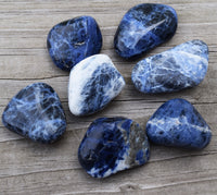 Polished Sodalite