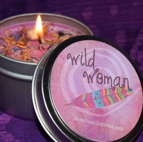 Wild Woman Candle