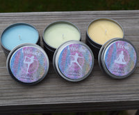 BALANCE Candle YogiLights Aromatherapy Candle - Lavender & Vanilla  Scent
