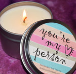 You're My Person Candle - Express Your Love, You Are My Person Gift Candle, Best Friend Gift