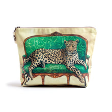 Load image into Gallery viewer, Leopard Toiletry Bag