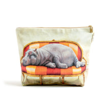 Load image into Gallery viewer, Hippo Toiletry Bag