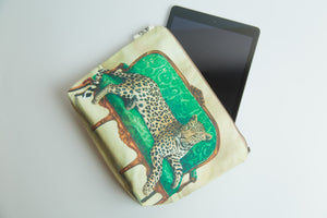Leopard Toiletry Bag
