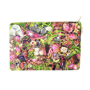 African Jungle : Laptop Bag