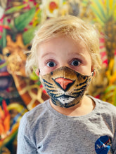 Load image into Gallery viewer, Wild Leopard Mask