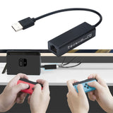 100Mbps USB 3.0 Ethernet Network Card For Nintendo Switch/ For Wii/For WiiU Lan Connection Adapter
