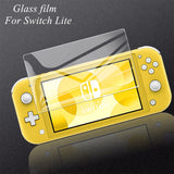Tempered Glass film for Nintendo Switch Lite HD Protector Screen NS Ultra-thin Explosion-proof Touch Protective For switch lite
