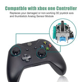 2Pc Replacement 3D Analog Stick Sensor Module Thumb Stick For PS4 Dualshock 4 Xbox Repair One Wireless Controller Game Accessory