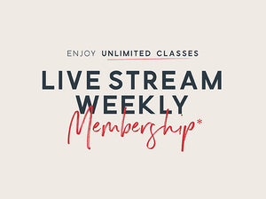 WEEK-TO-WEEK UNLIMITED VIRTUAL MEMBERSHIP