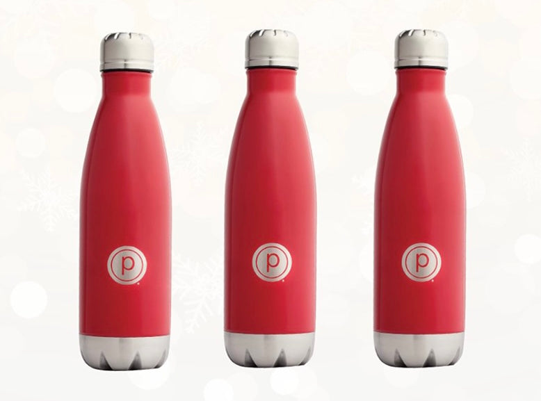 PURE BARRE INSULATED BOTTLE