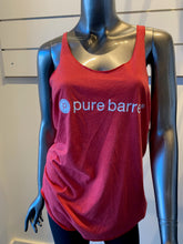 Load image into Gallery viewer, PURE BARRE LOGO RACERBACK TANK