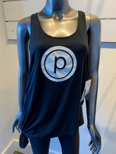 Load image into Gallery viewer, GLYDER x PURE BARRE SIDE TIE TANK