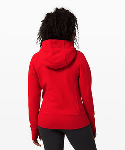 LULULEMON SCUBA HOODIE *LIGHT COTTON FLEECE