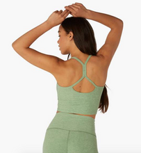 Load image into Gallery viewer, BEYOND YOGA SPACEDYE SLIM RACERBACK CROPPED TANK