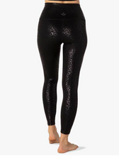 Load image into Gallery viewer, BEYOND YOGA SHINY LEOPARD HIGH WAISTED MIDI LEGGING
