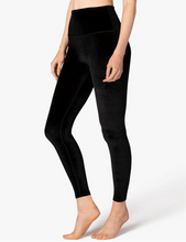 Load image into Gallery viewer, BEYOND YOGA VELVET MIDI LEGGING