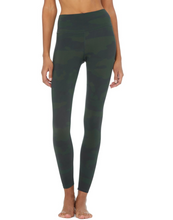 Load image into Gallery viewer, ALO VAPOR CAMO LEGGING