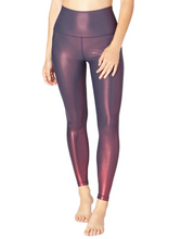 Load image into Gallery viewer, BEYOND YOGA SHINY DOT MIDI LEGGING