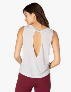 BEYOND YOGA TWIST BACK TANK